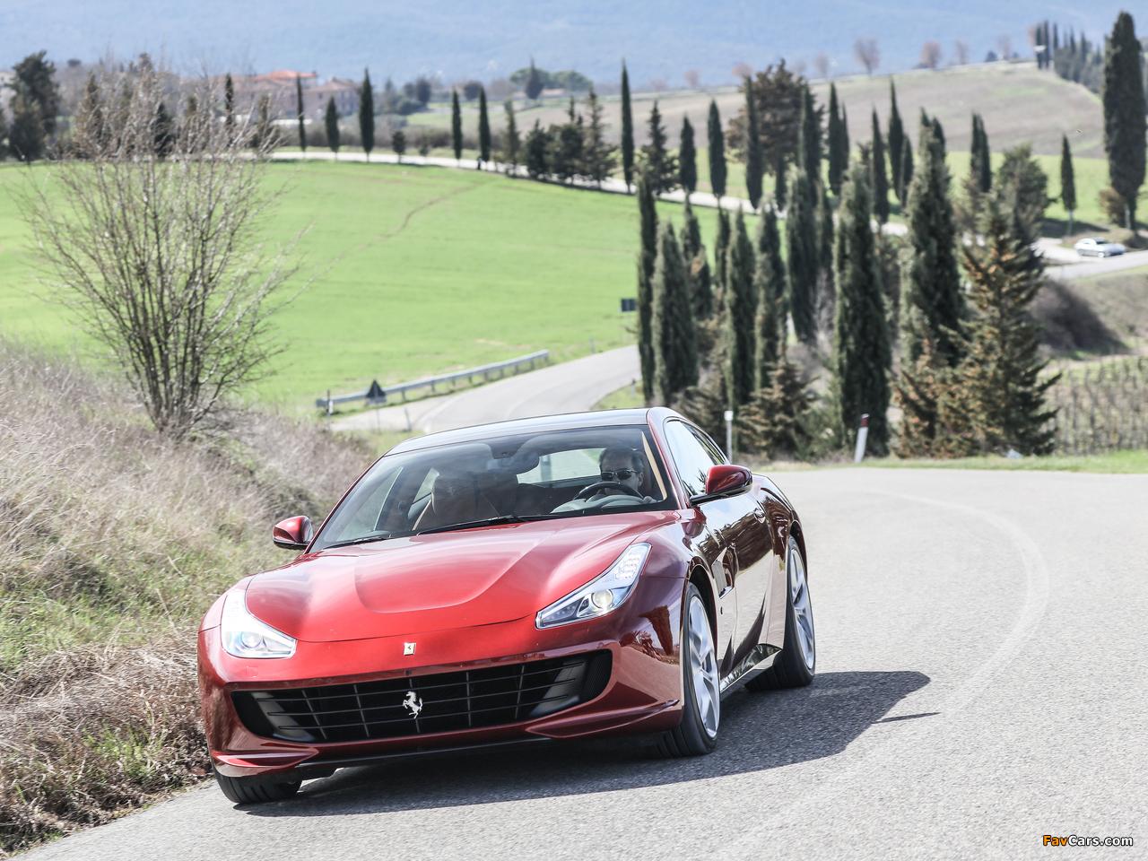 Ferrari GTC4Lusso T 2016 pictures (1280 x 960)