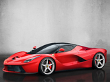 LaFerrari 2013 photos