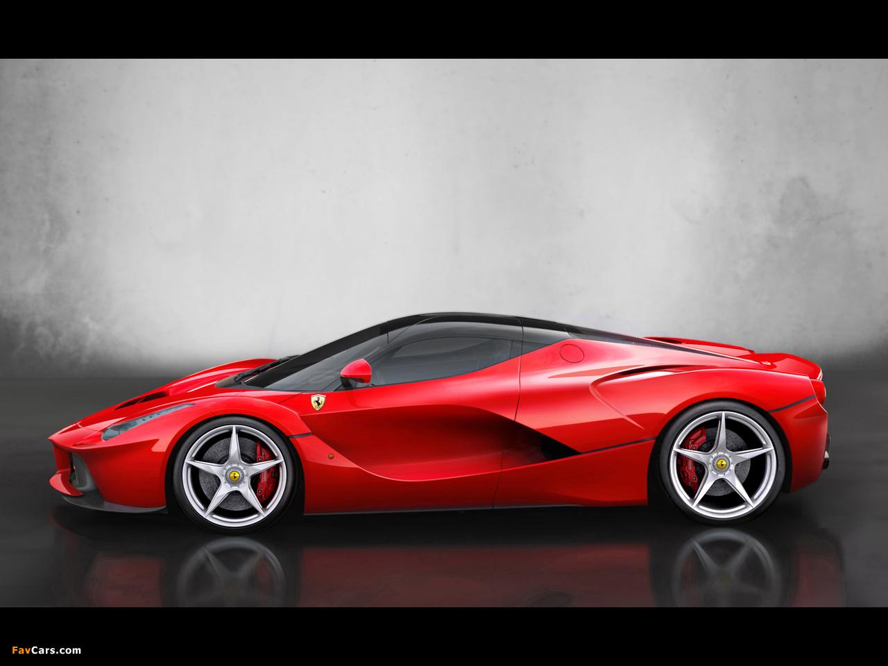 Ferrari LaFerrari 2013 pictures (1280 x 960)