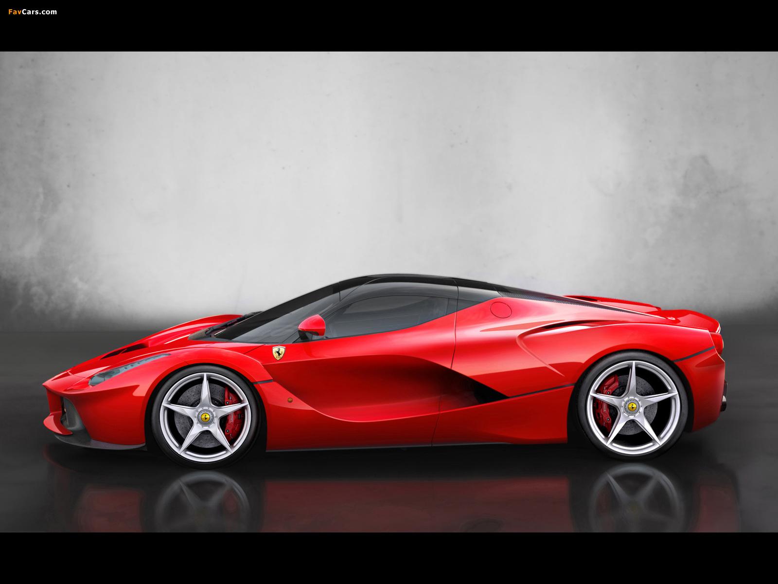 Ferrari LaFerrari 2013 pictures (1600 x 1200)