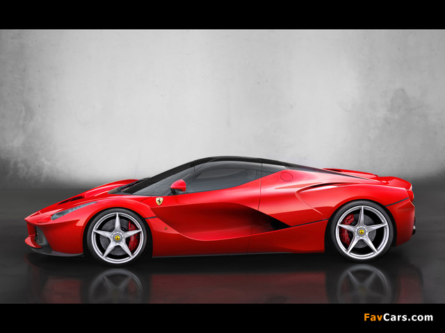Ferrari LaFerrari 2013 pictures (640 x 480)