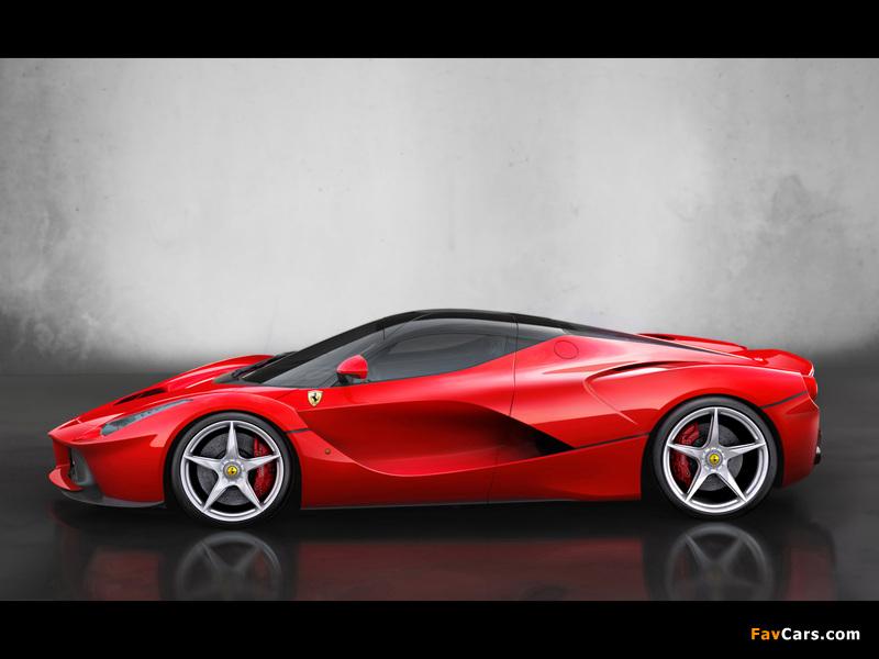 Ferrari LaFerrari 2013 pictures (800 x 600)