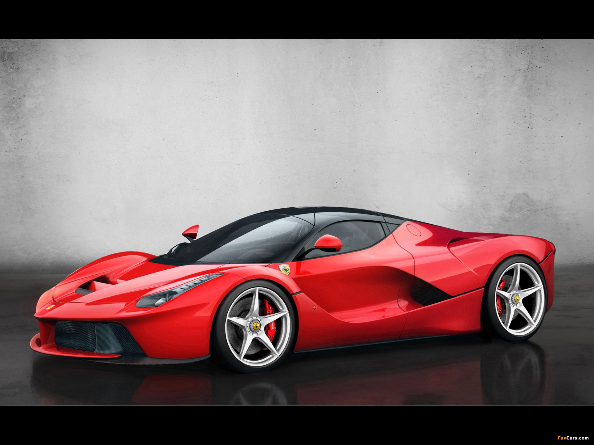 Ferrari LaFerrari 2013 pictures (1920 x 1440)