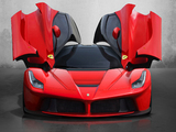 Pictures of LaFerrari 2013