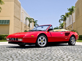 Ferrari Mondial 3.2 Cabriolet 1985–89 pictures