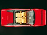 Ferrari Mondial T Cabriolet 1989–93 photos