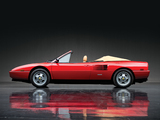Ferrari Mondial T Cabriolet 1989–93 pictures