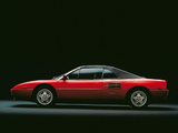 Ferrari Mondial T Cabriolet 1989–93 wallpapers
