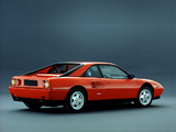 Ferrari Mondial T 1989–93 wallpapers