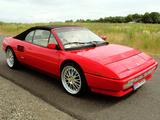 Images of Imola Racing Ferrari Mondial T Cabriolet 1989–93