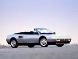 Pictures of Ferrari Mondial T Cabriolet 1989–93