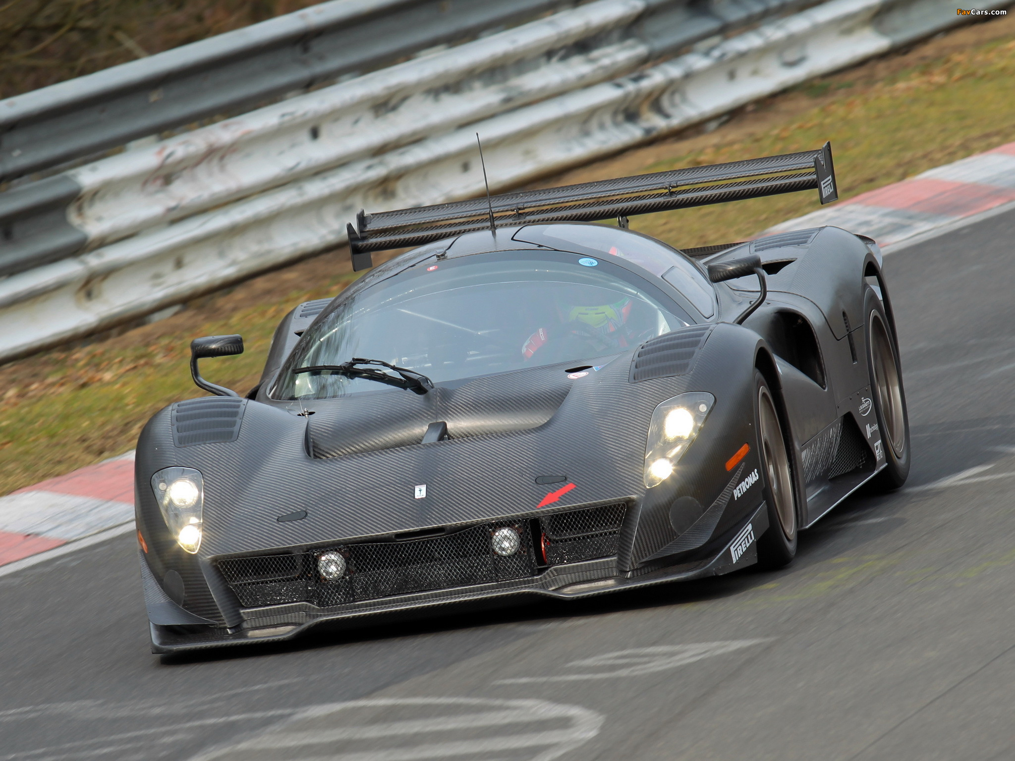 N.Technology P4/5 Competizione 2011 images (2048 x 1536)