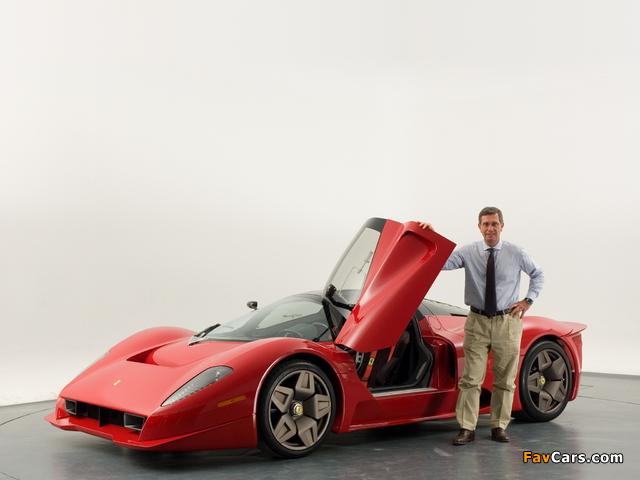 Ferrari P4/5 2006 images (640 x 480)