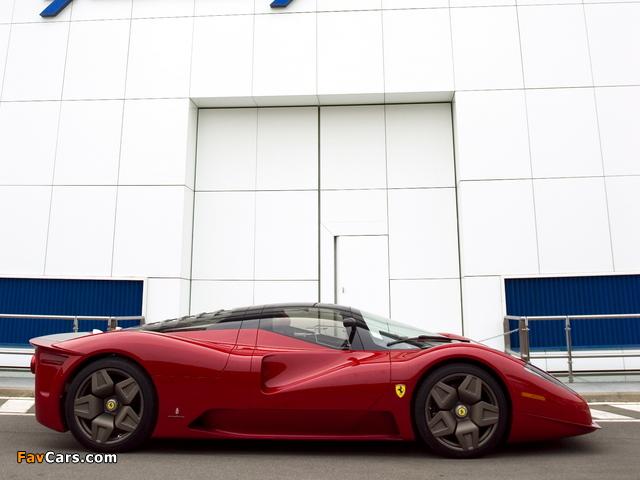 Ferrari P4/5 2006 photos (640 x 480)