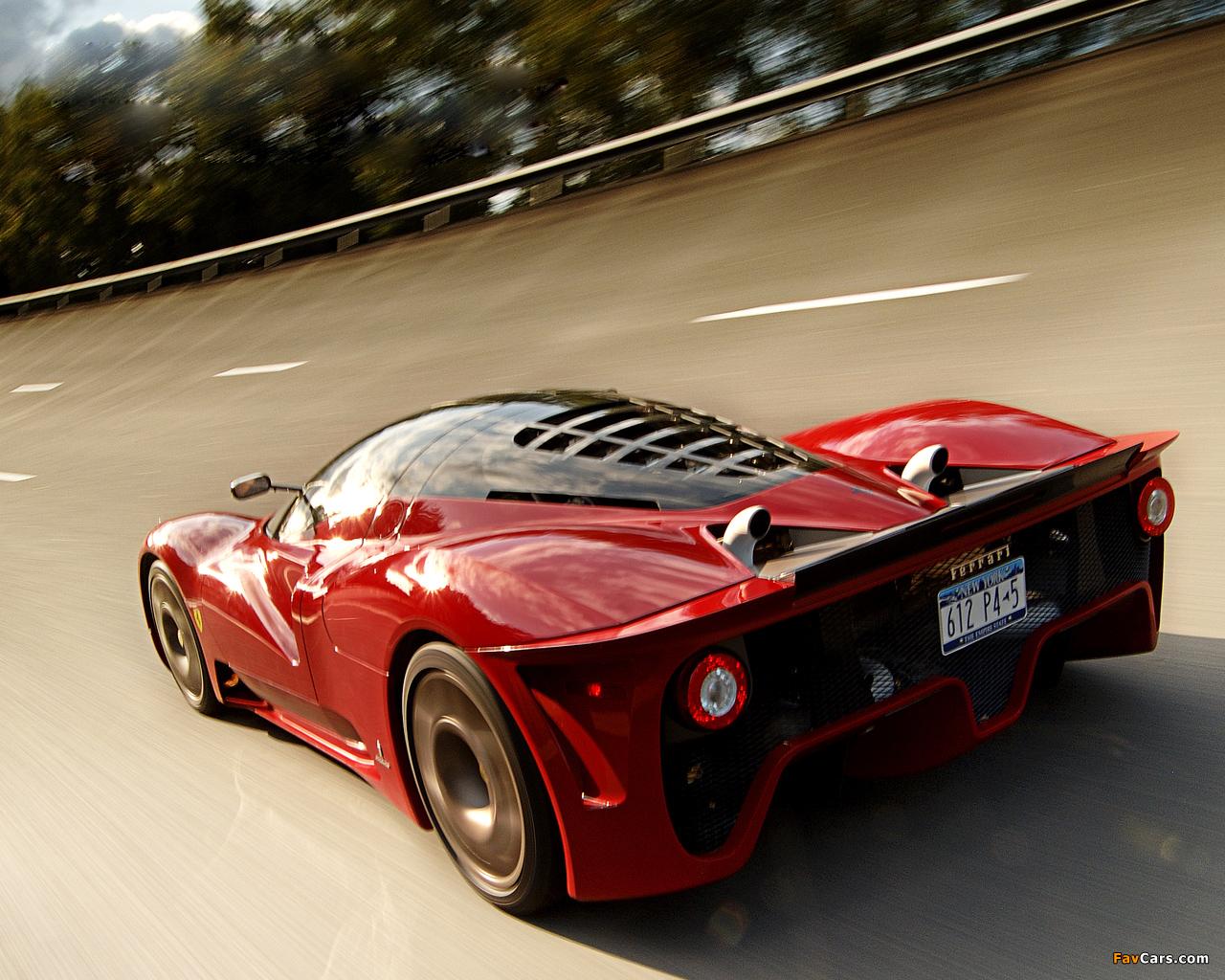 Images of Ferrari P4/5 2006 (1280 x 1024)