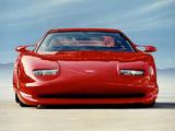 Lotec Colani Testa DOro Record Car 1991 pictures
