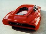 Lotec Colani Testa DOro Record Car 1991 wallpapers
