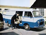 Fiat 1100 T 1957–71 images