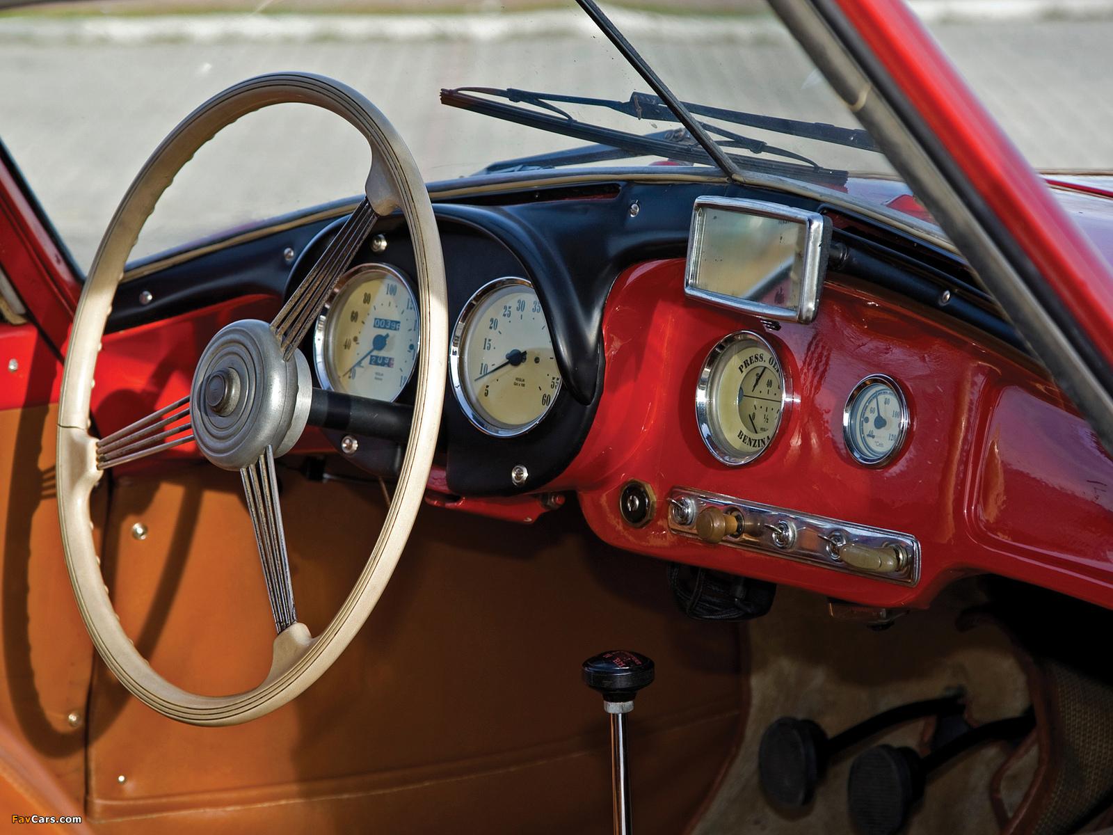 Fiat 1100S MM Berlinetta 1949 photos (1600 x 1200)
