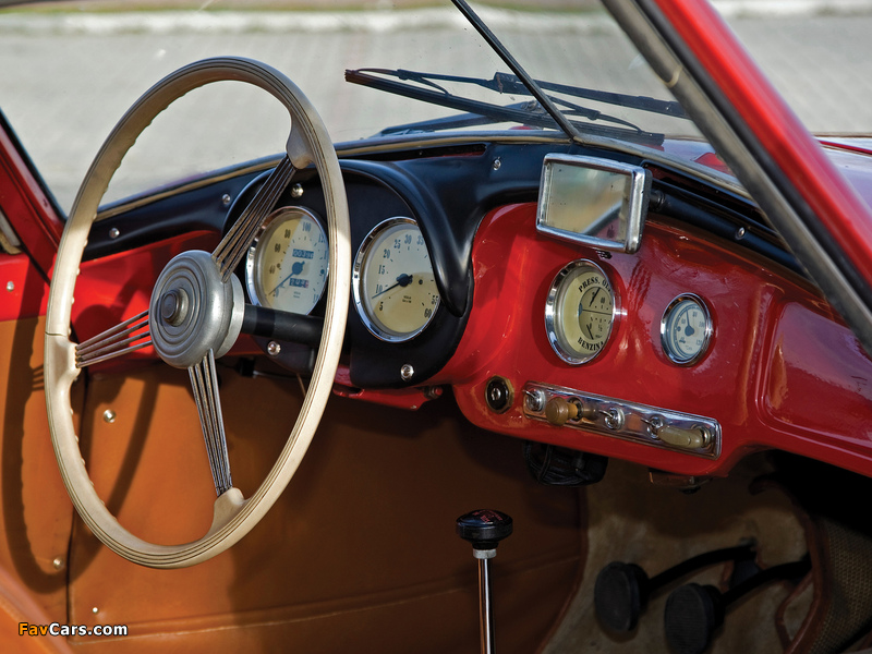 Fiat 1100S MM Berlinetta 1949 photos (800 x 600)