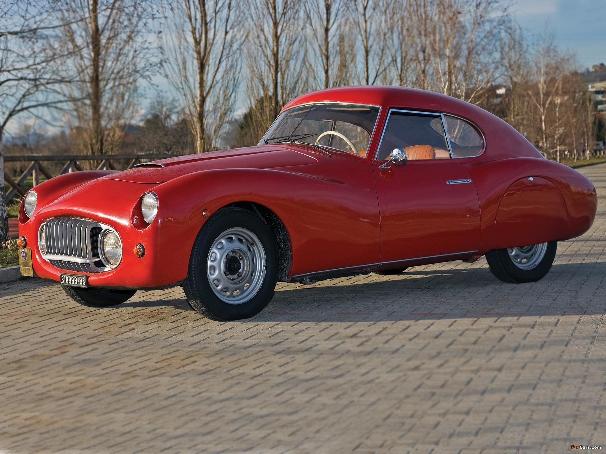 Fiat 1100S MM Berlinetta 1949 pictures (2048 x 1536)
