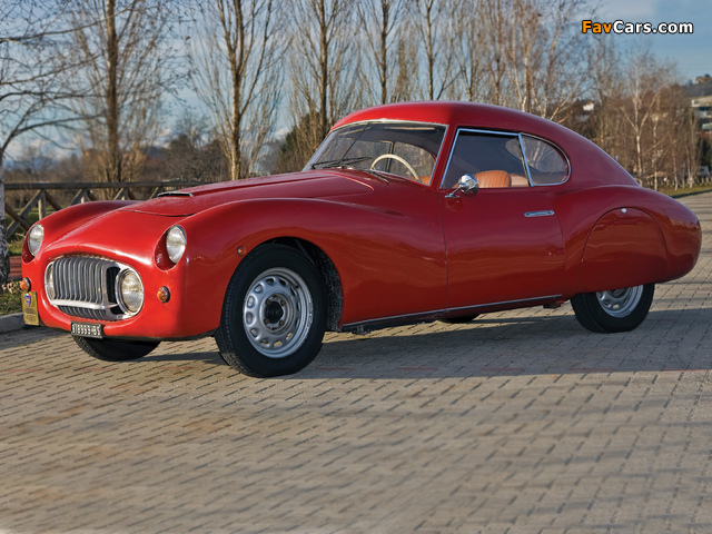 Fiat 1100S MM Berlinetta 1949 pictures (640 x 480)