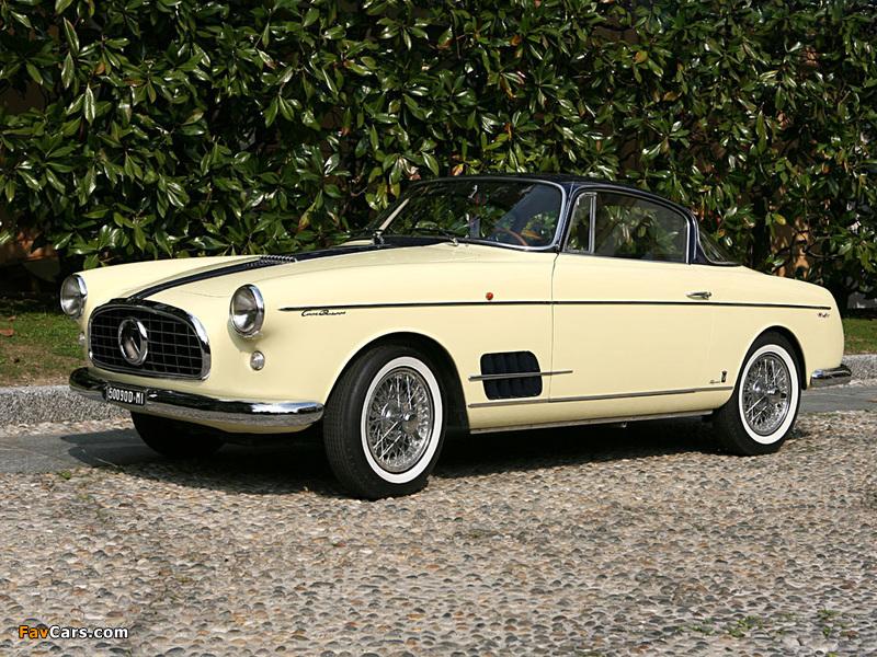 Fiat 1100 Vignale Coupe Printemps 1956 images (800 x 600)