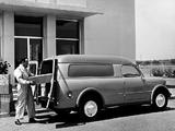 Fiat 1100 I Furgoncino (103E) 1956–59 photos