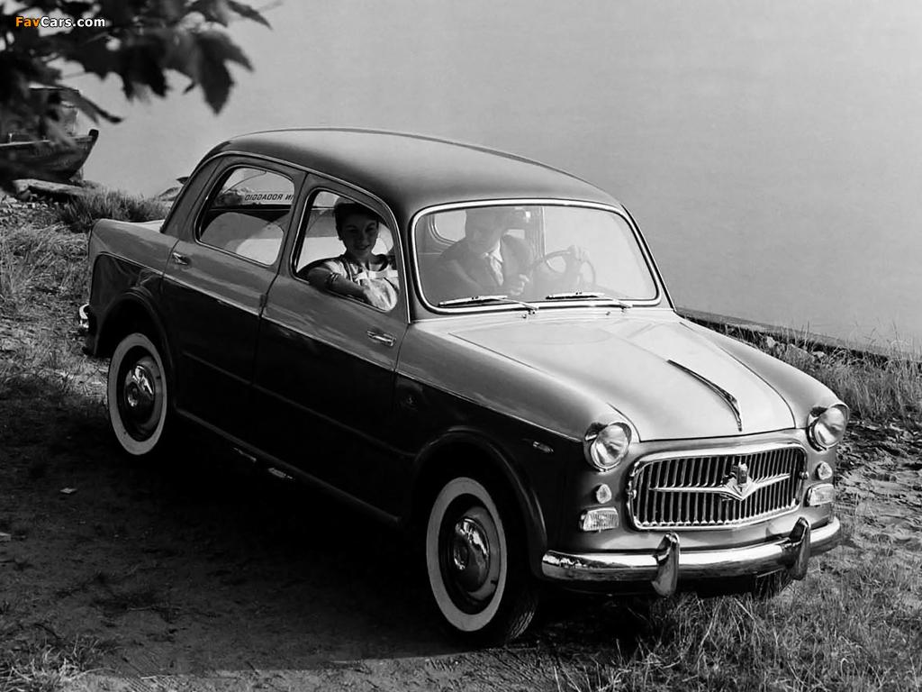 Fiat 1100 TV (103E) 1956–57 pictures (1024 x 768)