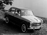 Fiat 1100 TV (103E) 1956–57 pictures