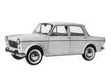 NSU-Fiat Europa 1962–66 photos