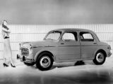 Images of Fiat 1100 (103E) 1956–57