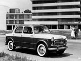 Images of Fiat 1100 TV (103E) 1956–57