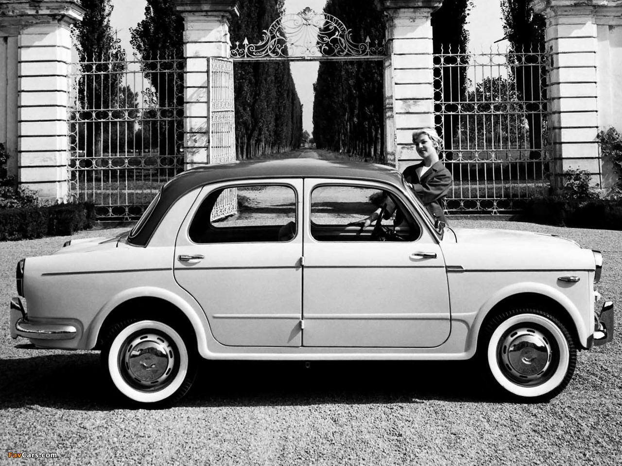 Images of Fiat 1100 (103D) 1957–60 (1280 x 960)