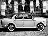 Images of Fiat 1100 (103D) 1957–60