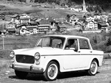 Pictures of Fiat 1100 D (103G) 1962–66