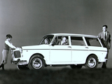 Pictures of Fiat 1100 D Familiare 1962–66