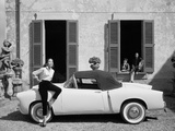 Fiat 1100 TV Spider 1955–60 wallpapers