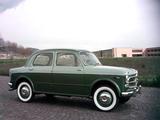 Fiat 1100 TV (103E) 1956–57 wallpapers