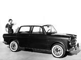 Fiat 1200 Granluce 1957–59 images