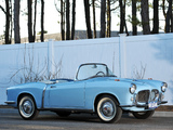 Fiat 1200 Spyder 1957–59 photos