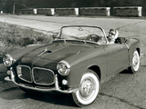 Fiat 1200 Spyder 1957–59 pictures