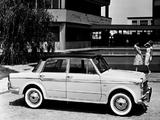 Fiat 1200 Granluce 1959–61 images