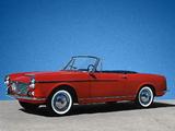 Fiat 1200 Cabriolet 1959–63 pictures