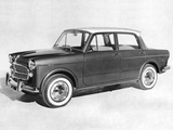 Photos of Fiat 1200 Granluce 1957–59
