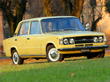 Fiat 124 Special 1972–74 images