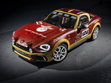 Fiat Abarth 124 rally (SE139) 2016 pictures