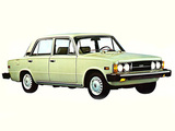 Pictures of Fiat 124 Special TC 1973–74