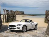 Pictures of Fiat 124 Spider (348) 2016