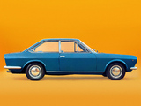 Fiat 124 Sport Coupe 1969–72 wallpapers